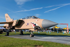 ZD793 (hartlandmartin) Tags: zd793 panavia tornado gr4 raf royalairforce rafcosford airshow2018 aircraft aeroplane jet flight aviation plane transport military sony rx100ii