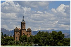 Església de Sant Crist de Balaguer (Rafel Miro) Tags: balaguer lleida catalunya catalonia esglesia iglesia church santcristdebalaguer gerb
