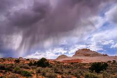Storm over White Pocket (Chief Bwana) Tags: az arizona whitepocket pariaplateau vermilioncliffs navajosandstone storm clouds psa104 chiefbwana