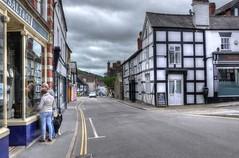 High Street, Church Stretton, Shropshire (Baz Richardson (now away until 20 July)) Tags: shropshire churchstretton highstreetchurchstretton smalltowns streetscenes