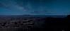 Grand Point Panorama (KeithRembisz) Tags: night panorama stars canyonlands long exposure