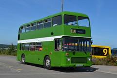 United Counties Bristol VRT 952 VVV952W - Stoke-on-Trent (dwb transport photos) Tags: unitedcounties bristolvrt ecw bus decker 952 vvv952w stokeontrent