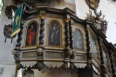 Apostles (Ryan Hadley) Tags: painting art apostles cathedralofstmary cathedral church oldtown historiccentre worldheritagesite tallinn estonia europe