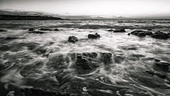 Tides of Time (Christophe_A) Tags: seascape tokina firin 20mm f2 af hoya gradnd hoyagradnd tokina20mm christopheanagnostopoulos christophe wwwchristopheanagnocom christopheanagno greece antiparos blackwhite blackandwhite landscape landscapes sea water sky rocks