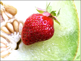 Erdbeere & Melone / Refreshments