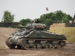 Sherman M4A4 (Megashorts) Tags: olympus omd em1 mzd 40150mm f28 pro war military armoured armour armor armored fighting bovington bovingtontankmuseum tankmuseum bovingtonmuseum museum thetankmuseum england dorset uk tankfest 2018 tankfest2018 show sunday sherman m4a4 british allied ww2 wwii american usa us tank