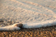 Ballycastle   |   Smothered (JB_1984) Tags: pebble wave swell shingle beach coast nature causewaycoast ballycastle countyantrim northernireland uk unitedkingdom nikon d500 nikond500