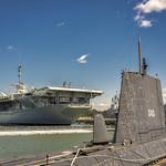 USS Clamagore USS Yorktown thumbnail