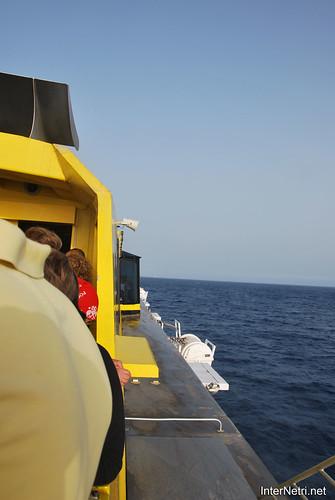 Паромом Фред Ольсен з Тенеріфе на Гомеру, Канарські острови  InterNetri  0990