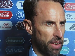 Gareth Southgate (knightbefore_99) Tags: 2018 russia football futbol worldcup awesome game beautiful sport best fashion vest suit gareth southgate screenshot tv