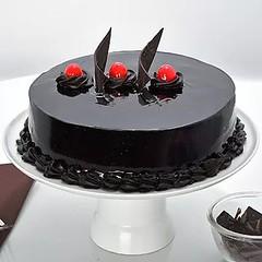 Choco brownie birthday cake in Delhi & Noida (kcbakers2016) Tags: birthday cake chocolate choco brownie cakes online delivery services delhi noida