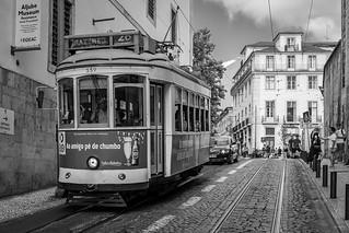 Legendary Tram of Lisbon