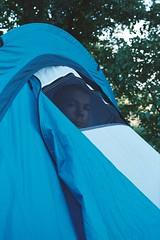 The Tent (stillxborn) Tags: canonelan7 canoneos30 portra400 35