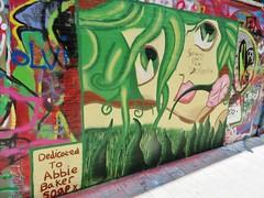 Soap / Werregarenstraatje - 11 jul 2018 (Ferdinand 'Ferre' Feys) Tags: gent ghent gand belgium belgique belgië streetart artdelarue graffitiart graffiti graff urbanart urbanarte arteurbano ferdinandfeys
