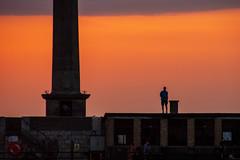 Sunset spotter. (@bill_11) Tags: england isleofthanet kent margate places sunset unitedkingdom weatherandseasons gb