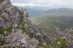 Climbing Tryfan (Jen Ma) Tags: ogwen valley snowdonia national park llyn lake tryfan north wales uk europe mountain hiking hike scarmbling walking treking hill country nature welsh