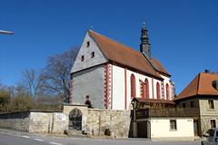 Königsberg in Bayern (palladio1580) Tags: kirche gotik bayern franken unterfranken landkreishasfurt königsberg