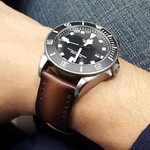 RLX Serie on Tudor, price for $117.99 (1,179 jt) without buckle . How to order this strap? 1. Capture this photo (or just contact me directly, both ways are okay) . 2. Tell me about your watch and lets discuss furthermore to figure out which style suits y thumbnail