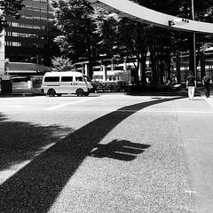 横断歩道 - A crosswalk / iPhone8 + Snapseed, 20189724 . . うまい餃子が食べたい。 夏休みは宇都宮を訪ねようか。 そんな私はみんみん派。 . . #royalsnappingartists #infamous_family #rsa_main #infinity_photo_cult #ray_vip #jp_gallery #jp_gallery_bnw #trb_bnw #wp_bnw #bnw_life #bnwlife_member #bnw_lif (naotake_speaks) Tags: ifttt instagram