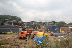 21/07/18 (Dave.Kirwin) Tags: car eastleigh ford hampshire hendy leighroad villeneuvestgeorgesway building constructionwork development