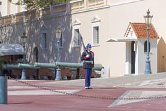 Monaco Soldier Guarding the Palace (dcnelson1898) Tags: monaco frenchriviera mediterraneansea france coast cruise cruiseship vacation travel oosterdam hollandamericaline ship