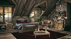 Cozy Mornings (N.O.X) Tags: cozy morning lovers bed cottage