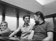 Iwan, Demian & Alex B. (Del~Uks) Tags: leica qtyp116 summilux28mmf17asph bw