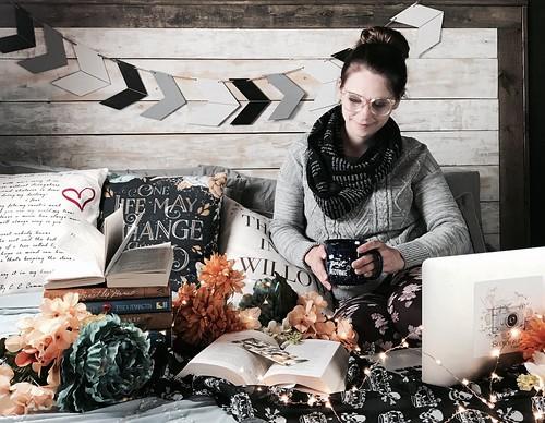 Jodi Picoult book fan photo