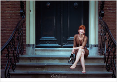 Wendy (nandOOnline) Tags: cameralandnl leica leicasl model modelshoot portaal portret profoto profotoa1 profotob2 review shoot stad strobist test utrecht wendy