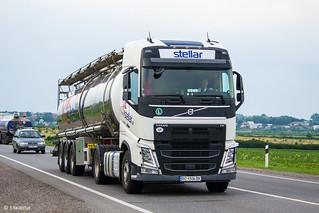 Volvo FH460 IV Globetrotter / Stellar (UA)