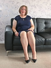 Blue Animal Print Dress July 2018 (Jenny Gloria Williams) Tags: animalprint leopardprint jennywilliamstv transvestie tranny tg transgendered transvestite trannie tranvesti transvestism transvestit travestido transvestitism tranvestitit stockings slingbacks crossdresser crossdressing crossdressed crossdress c