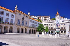 What a blue sky! Covilhã, Portugal (Pentalopes) Tags: céuazul bluesky europeantravel theworldthroughphotography officialnationalgeographicgroup nationalgeographicgroup travelaroundtheworld paisagensdeportugal ngc