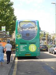 Stagecoach South West 15864 (Welsh Bus 18) Tags: stagecoach southwest scania n230ud adl enviro400 15864 wa62anyu torquay strand hop22