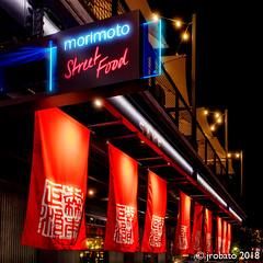 Morimoto Street Food night shot (orgazmo) Tags: urban nightshots morimoto disneysprings orlando florida fujifilm fujix fujinon xpro2 xf1024mmf4rois
