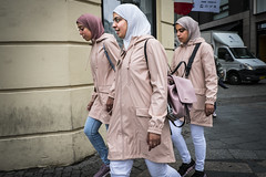 Images on the run... (Sean Bodin images) Tags: muslims streetphotography seanbodin streetportrait reportage people photojournalism copenhagen citylife candid city citypeople