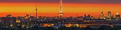 Berlin City Skyline @sunrise (FH | Photography) Tags: berlin panorama sonnafgang sunrise dawn fernsehturm stadt city gebäude architektur licht stimmungsvoll idylle hauptstadt reichstag dom innenstadt himmel romantisch potsdamerplatz lichter upper west skyline funkturm charlottenburg messegelände immobilien realestate