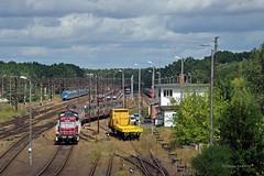 PL | 2018-08-05 | Kostrzyn (Thomas Kabisch) Tags: en57 su42 pr pl kostrzyn
