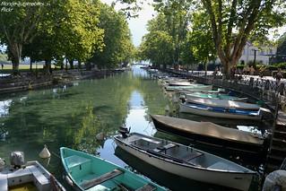 Canal du Vassé , Venise des Alpes