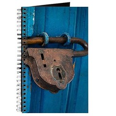 door_and_lock_journal (Fine Arts Designer) Tags: notebook notebooks writing write stationaery paper spiral