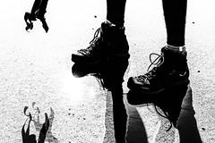 || hiking.alps || (_Jimmy_B) Tags: hiking alps alpen sölden österreich austria berge mountains wandern nikon fx d750 nikonfx blackwhite bw schwarzweis sw holiday silverefex niksoftware schuhe shoes