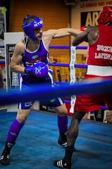 32564 - Hook (Diego Rosato) Tags: hook gancio pugno punch incontro match ring tamron 2470mm nikon d700 rawtherapee boxe boxelatina boxing pugilato