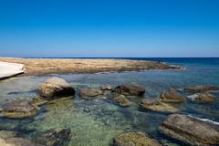 DSCF7360 (chalkie) Tags: gozo malta marsalforn saltpans salt seasalt