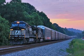NS 275 at Dalton, GA