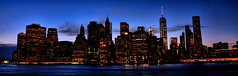 Night time (Miradortigre) Tags: usa noche night city citiescape nocturna nyc newyork nuevayork skyscraper skyline