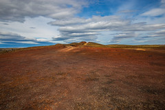 Island Nord2018_395Hafragilsfoss (schulzharri) Tags: island iceland landschaft landscape north nord europa europe red rot braun