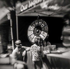 You Need to Understand That Life is Game of Chance (bluechromis1) Tags: 6x6 greshamartsfair2018 jchpan400 kodakhawkeyebrownieflash pctea analog analogue blackandwhite film flippedlens homedeveloped homesouped mediumformat monochrome selfdeveloped