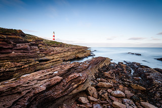 tarbat ness lighthouse I, scotland