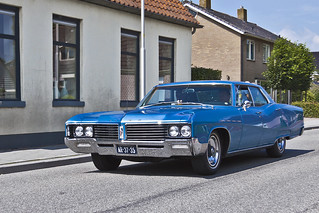 Buick Electra 225 Hardtop Sedan 1967 (1261)