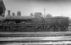 Strawberry Hill Shed early 1920s. (DepotCat02) Tags: strawberryhillshed strawberryhill lswr londonsouthwesternrailway steamlocomotive locomotive class273 286a