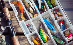 Are You Catching Any? Different Freshwater Lures and When to Use Them (Reels Collectors Association) Tags: httpswwwreelchasecom wwwreelchasecom httpsreelchasecom reelchasecom fishing reels rods lures lines robert john nick